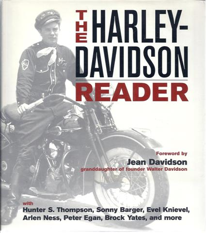Image for The Harley-Davidson Reader
