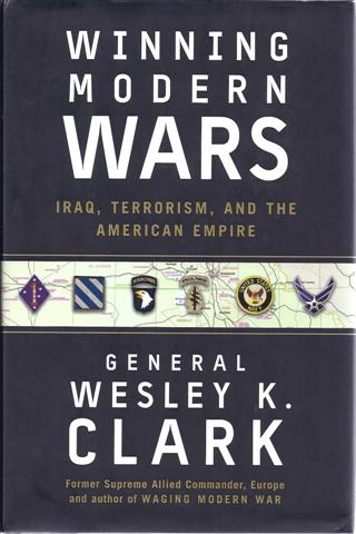 Image for Winning Modern Wars: Iraq, Terrorism, and the American Empire