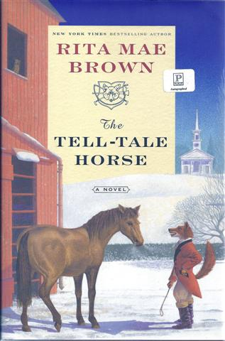 Image for The Tell-tale Horse