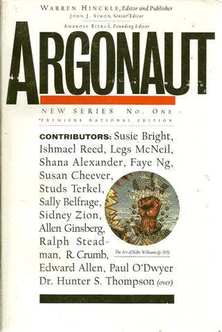 Image for Argonaut