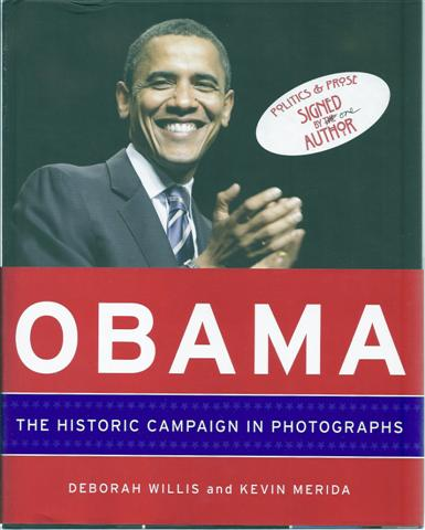 Image for Obama: The Historic Campaign in Photographs