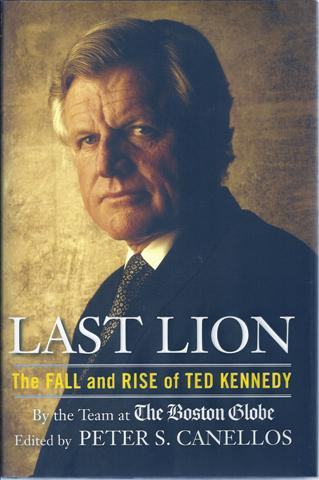 Image for Last Lion:The Journey of Ted Kennedy