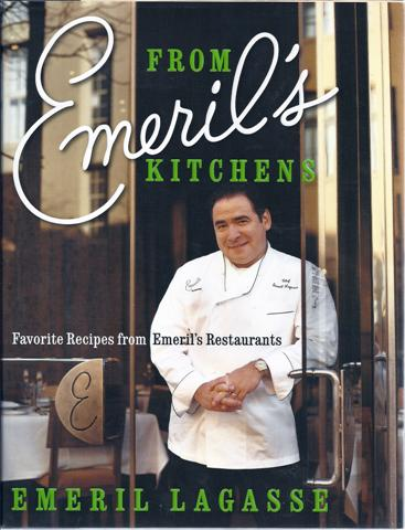 Image for From Emeril's Kitchens: Favorite Recipes from Emeril's Restaurants
