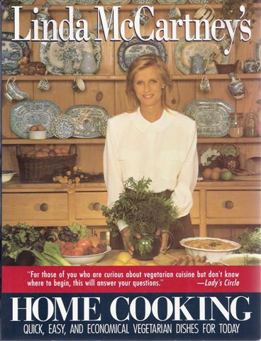 Image for Linda McCartney's Home Cooking