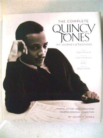 Image for The Complete Quincy Jones: My Journey & Passions