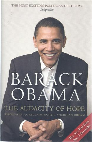 Image for The Audacity of Hope : Thoughts on Reclaiming the American Dream
