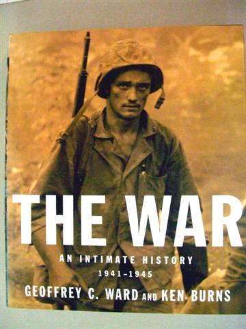 Image for The War: An Intimate History, 1941-1945