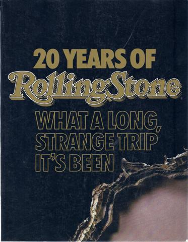 Image for 20 Years of Rolling Stone: What a Long, Strange Trip It's Been