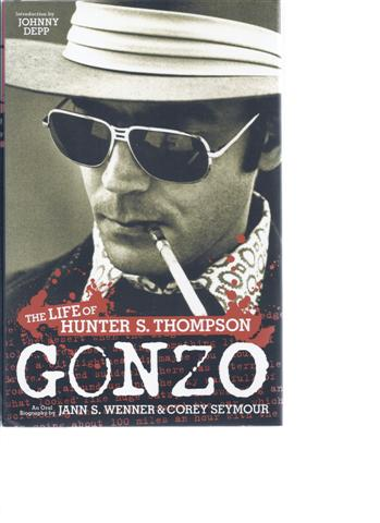 Image for Gonzo: The Life of Hunter Thompson