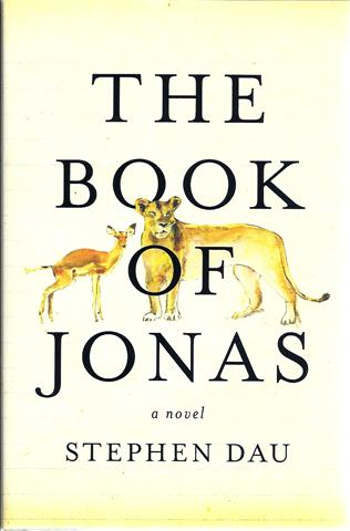 Image for The Book of Jonas