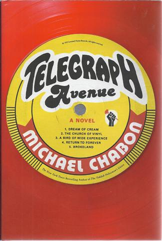Image for Telegraph Avenue