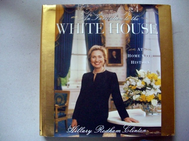 Image for An Invitation to the White House: At Home With History
