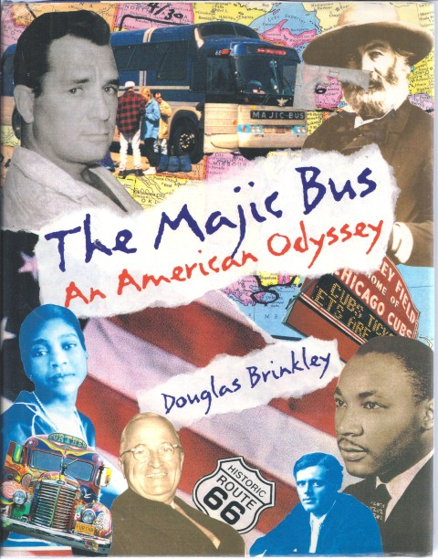 Image for The Majic Bus: An American Odyssey