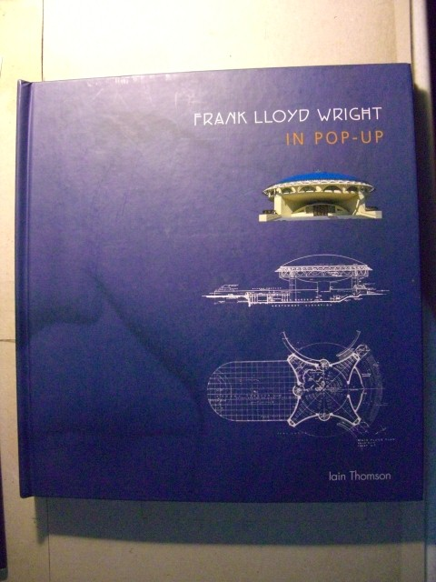 Image for Frank Lloyd Wright in Pop-up