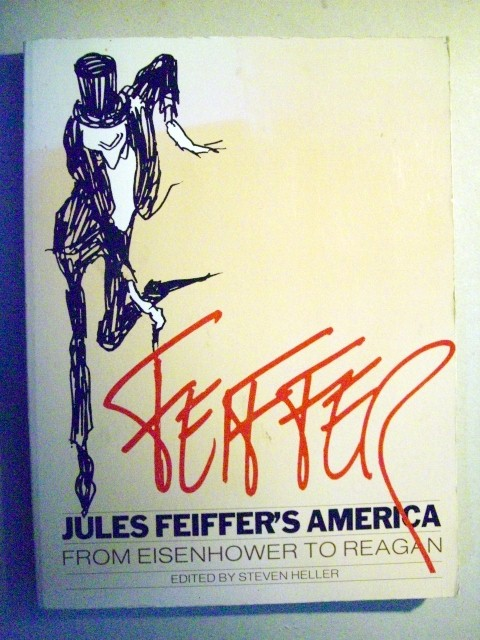 Image for Jules Feiffer's America: From Eisenhower to Reagan