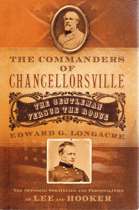 Image for The Commanders Of Chancellorsville