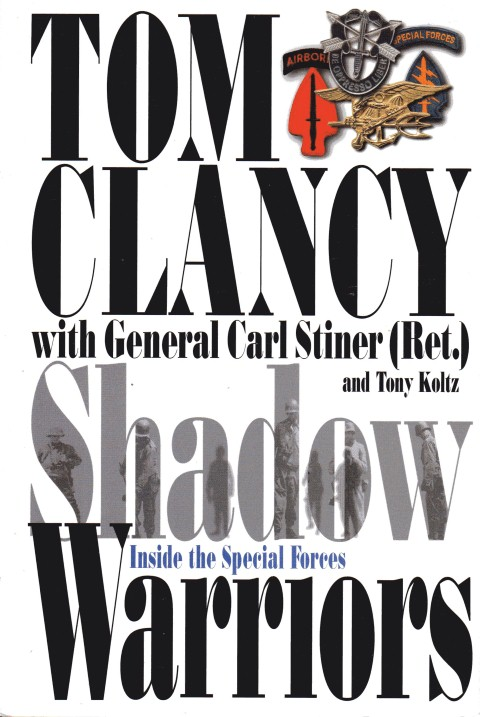 Image for Shadow Warriors: Inside the Special Forces