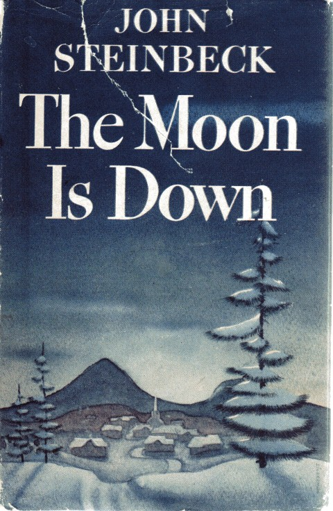 Image for The Moon is Down
