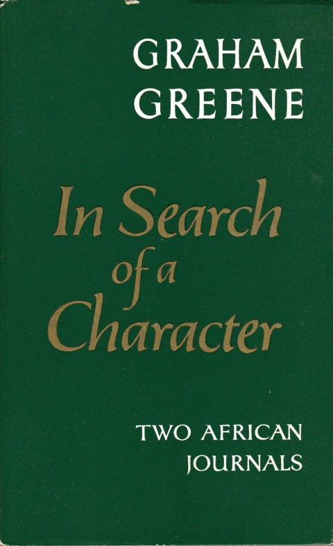 Image for In Search of a Character