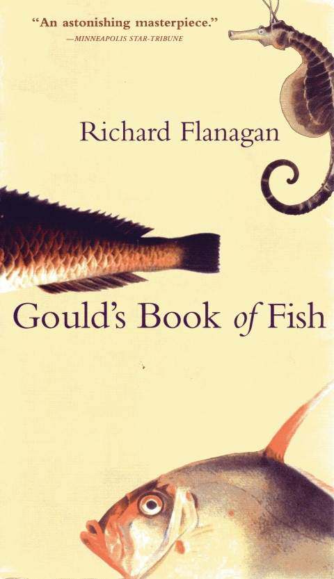 Image for Gould's Book of Fish