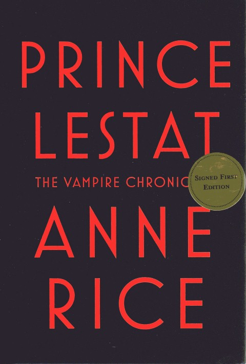 Image for Prince Lestat: The Vampire Chronicles