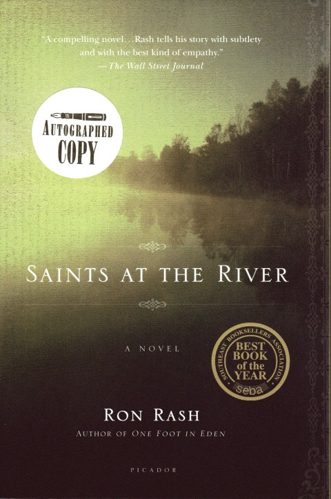 Image for Saints at the River: A Novel