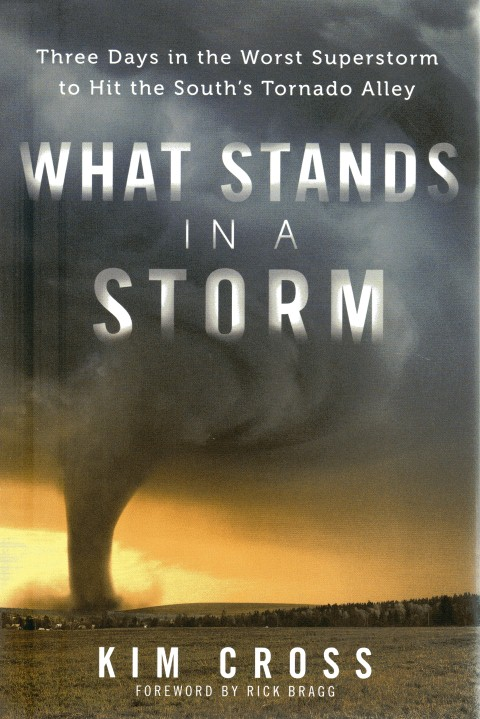 Image for What Stands in a Storm: Three Days in the Worst Superstorm to Hit the South's Tornado Alley