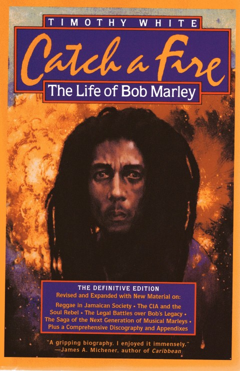 Image for Catch a Fire :the Life of Bob Marley