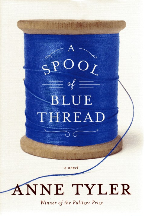 Image for A Spool of Blue Thread