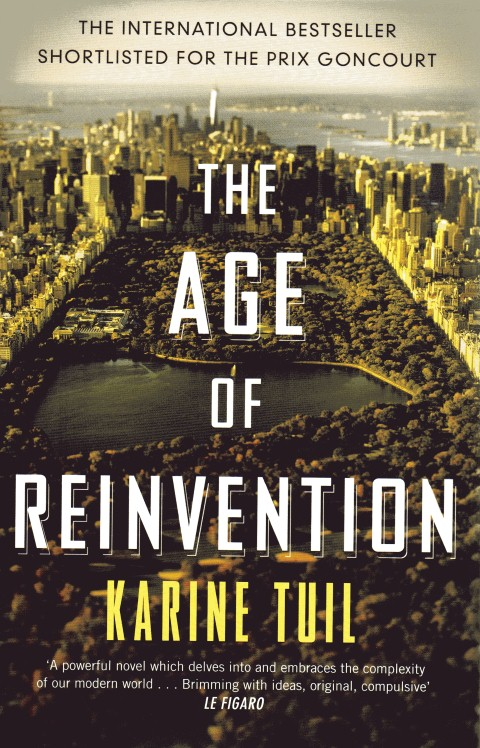 Image for The Age of Reinvention
