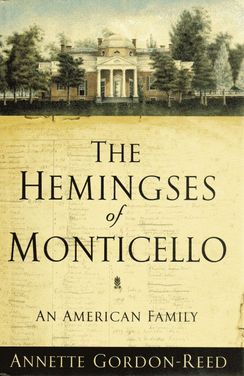 Image for The Hemingses of Monticello