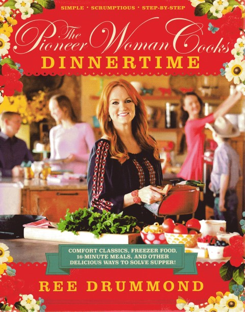 Image for The Pioneer Woman Cooks Dinnertime