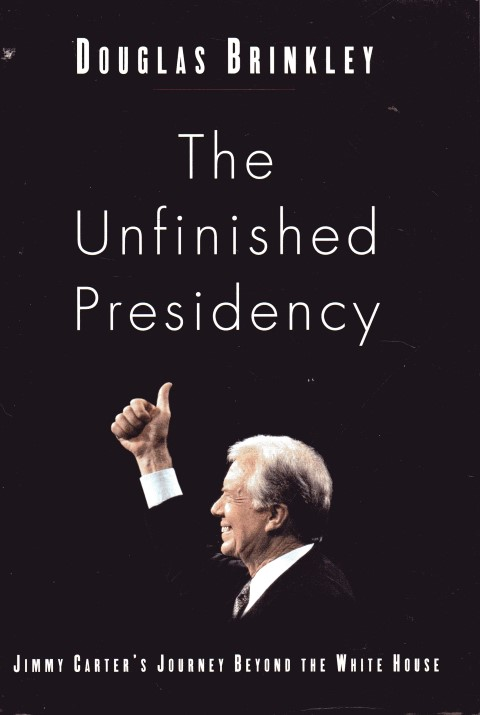 Image for The Unfinished Presidency