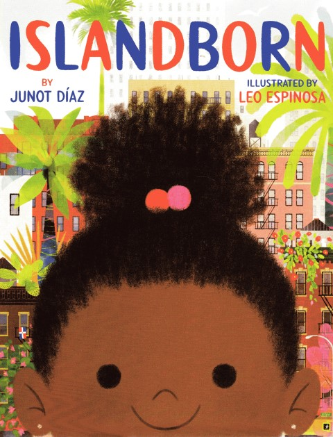 Image for Island Born