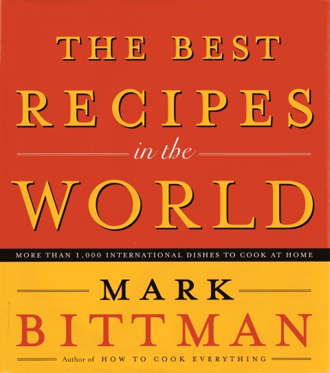 Image for The Best Recipes in the World
