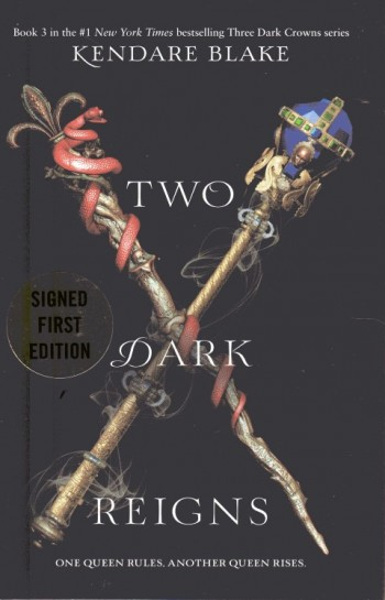 Image for Two Dark Reigns