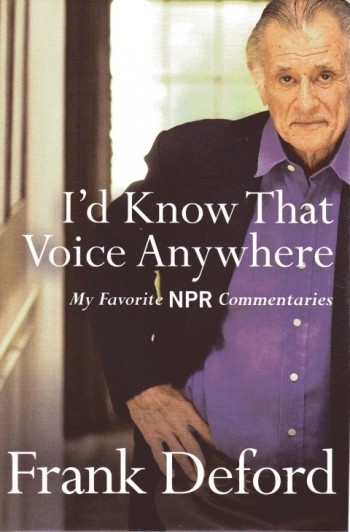 Image for I'd Know That Voice Anywhere