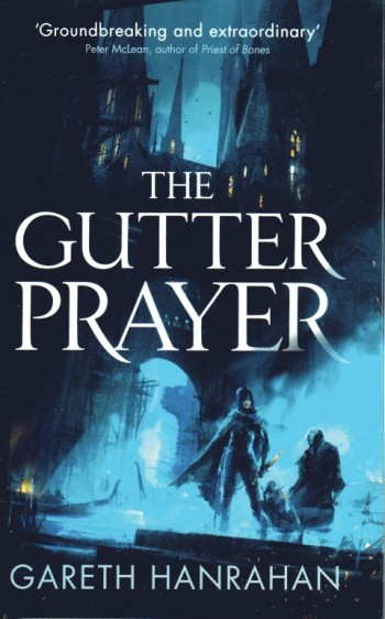 Image for The Gutter Prayer