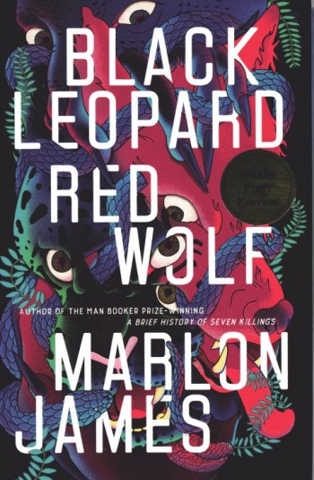Image for Black Leopard Red Wolf