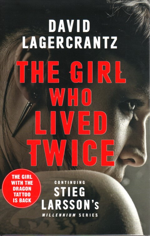 Image for The Girl Who Lived Twice