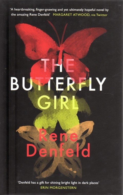 Image for The Butterfly Girl