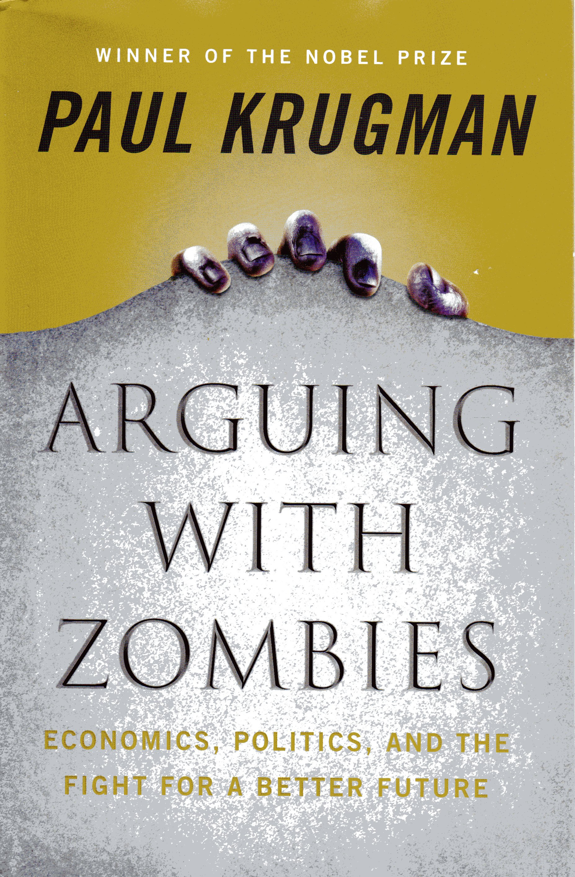Image for Arguing with Zombies