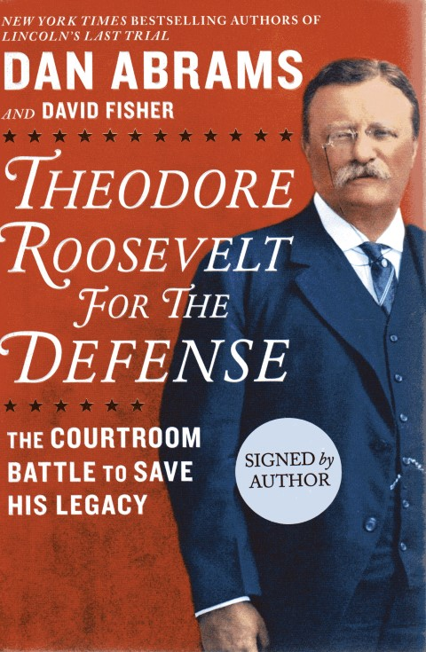 Image for Theodore Roosevelt for the Defense