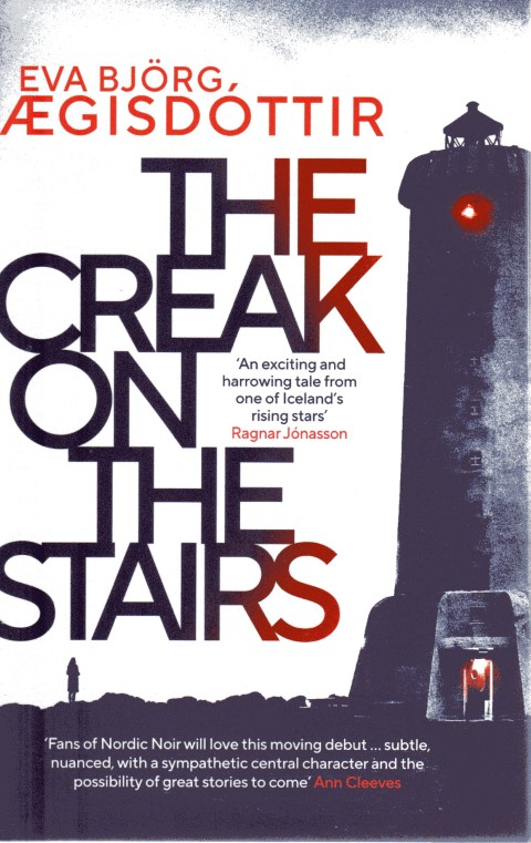 Image for The Creak on the Stairs