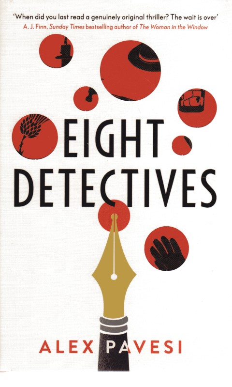 Image for Eight Detectives