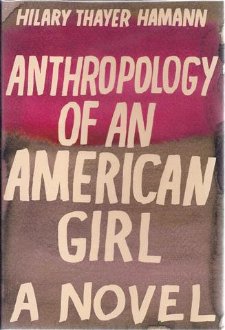 Image for Anthropology of an American Girl