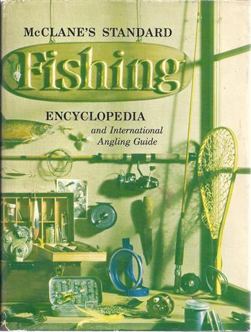 Image for McClane's Standard Fishing Encyclopedia and International Angling Guide