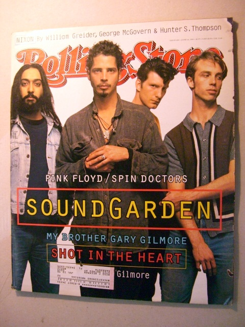 Image for Rolling Stone Issue 684