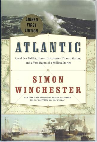 Image for Atlantic: The Biography of an Ocean