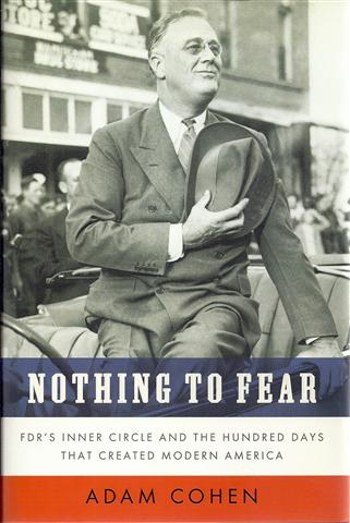 Image for Nothing to Fear